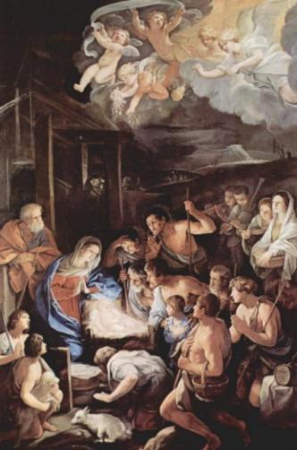 Nativita_Guido_Reni (Coro della certosa di San Martino)