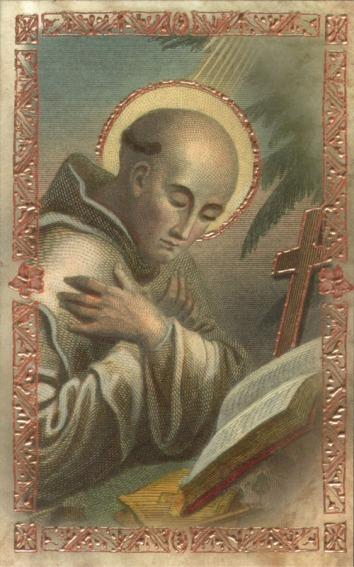 Preghiera a San Bruno