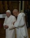 Benedetto XVI e Dom Jacques Dupont