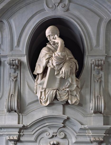 busto del beato Niccolò Albergati