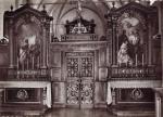 altari in chiesa