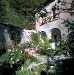 il giardino di una cella
