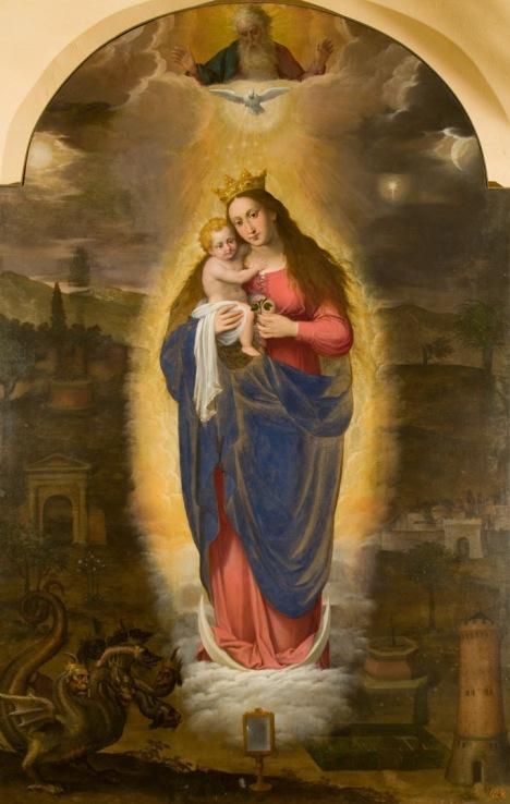 Immacolata Concezione (Bartolomeo Cesi)