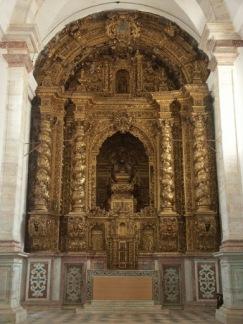 antico altare maggiore