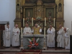 concelebrazione messa conventuale