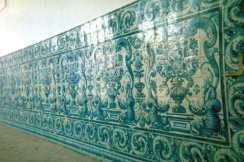 "tipici rivestimenti ""azulejos"""
