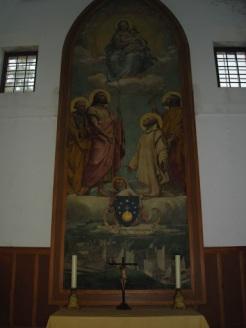altare sala capitolare