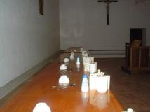 tavolo refettorio