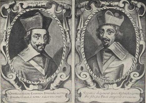 Armand ed Alphonse du Plessis
