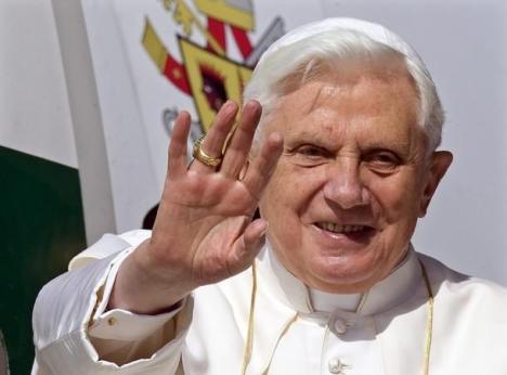 Benedetto XVI ci saluta