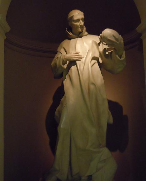 statua di san Bruno (M.Pereira)