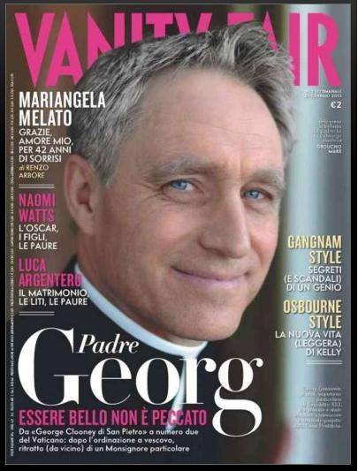 copertina di Vanity Fair