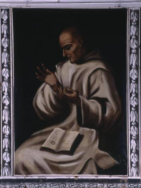 Dom Miche de Vesly, dipinto di Audran (1648)