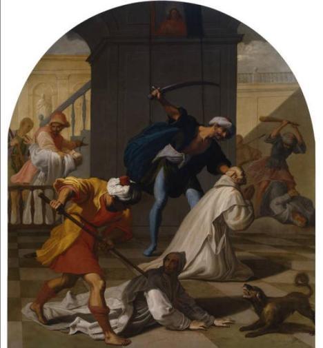 martirio certosini di Mauerbach CARDUCHO