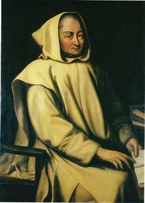 Dom Innocent le Masson  (Bertholet Flémal 1649)