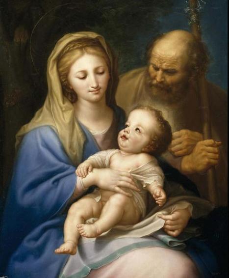 Sacra famiglia(F. Bayeu1776)