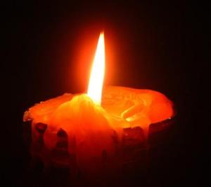 candela votiva