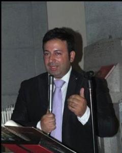 Vincenzo Malacrinò, l'autore del libro