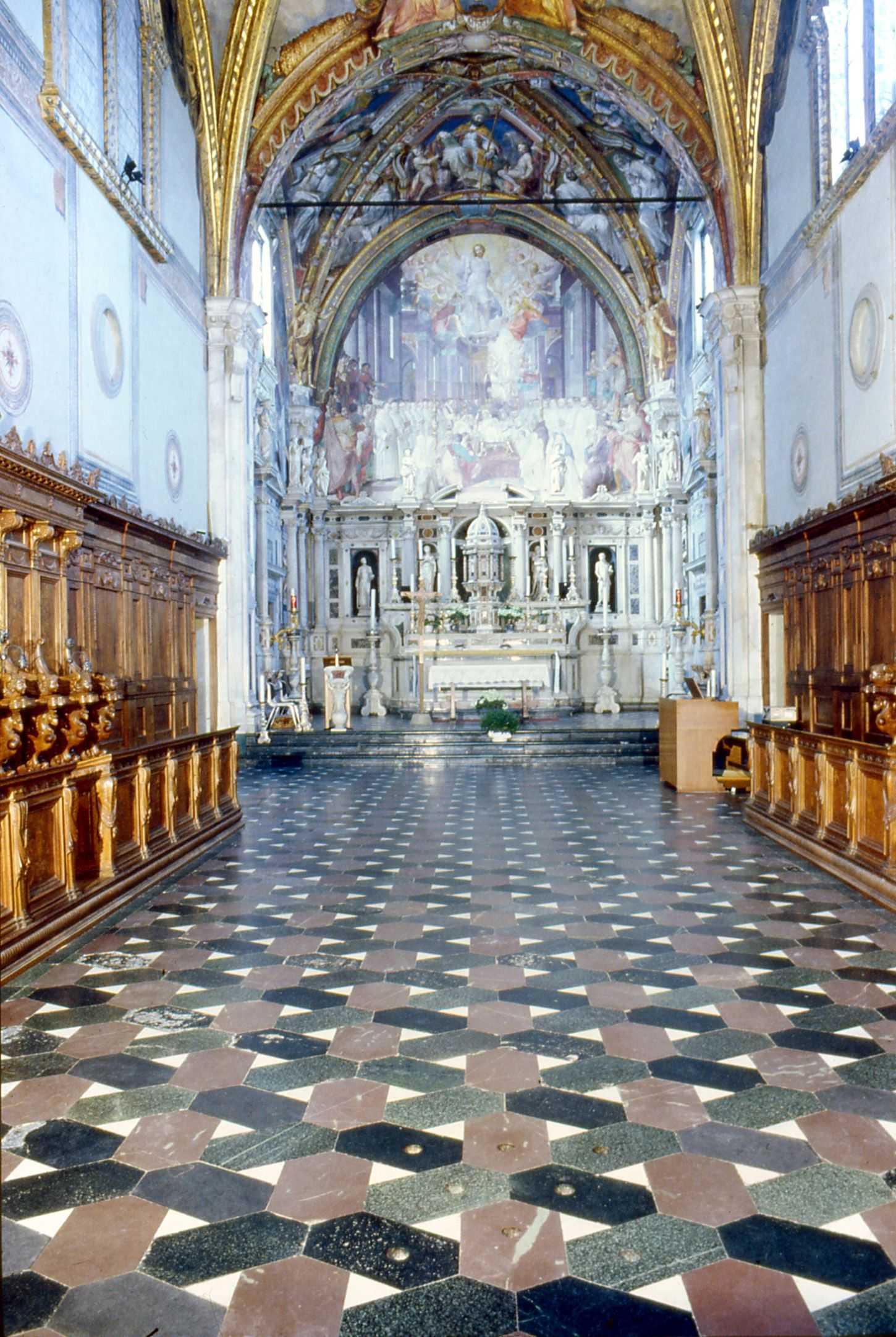 Firenze interno della chiesa cartusialover 39 s blog for Interno chiesa