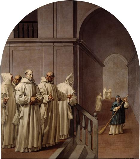 """L'umiltà di Ugo e Guglielmo abate di san Teodofredo"""