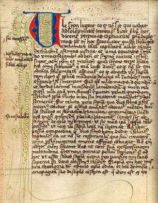 Viae Sion lugent (manoscritto)