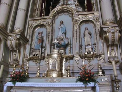 Altare della certosa portoghese