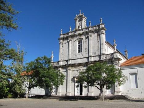 La certosa di Laveiras (Lisbona)