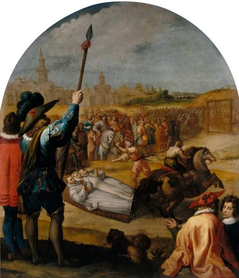 martiri londra