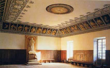 Sala del Capitolo Generale (Grande Chartreuse)