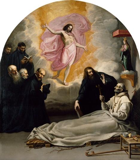 La morte del venerabile Odone da Novara