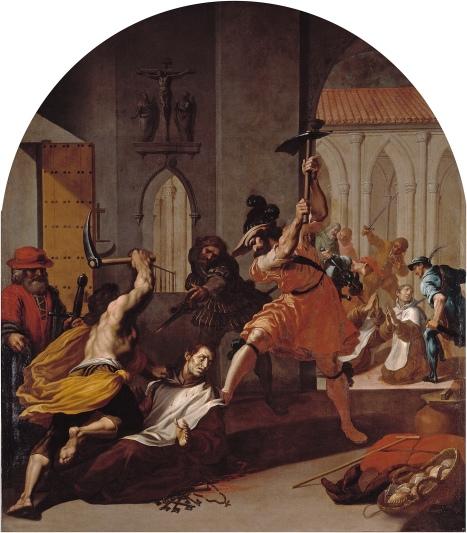 Il martirio dei certosini di Roermond
