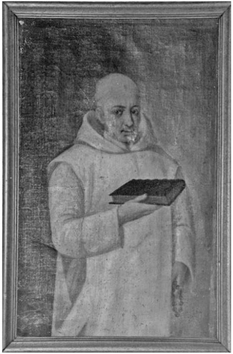 Ritratto di Dom Ephrem Coutarel,