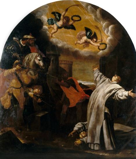 Il Martirio di Roermond di Vincent van Herck e Jan van Loewen