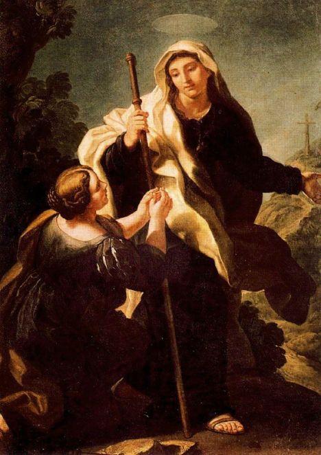 Santa Elena e sua figlia Museo Prado J. Juncosa