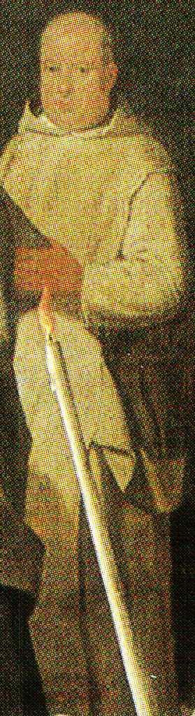 Orlemans PieterPeter Orlemans († 1760) è stato il vicario del Bruges certosino raccolta tra 1741-1756. Nelle sue mani tiene il breviario che consegnerà