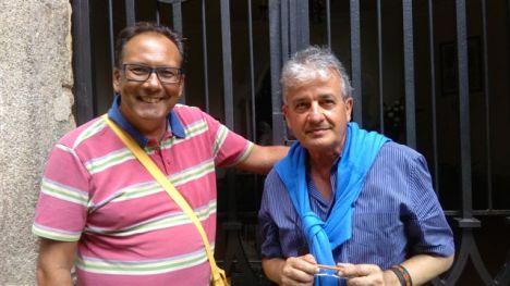 Roberto Sabatinelli e Tonino Luppino