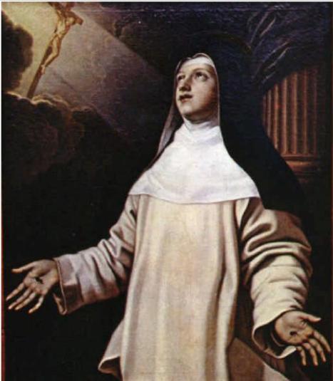 Beata Beatrice de Ornacieux (Mignard)