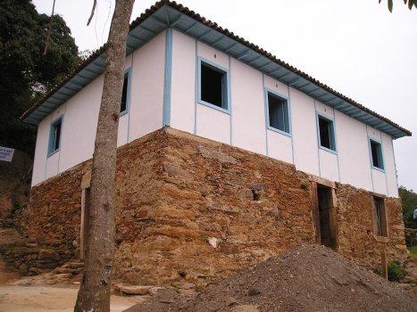la Certosa (casa dove riposava il Vescovo)