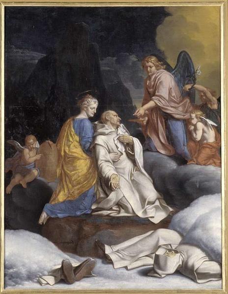 29 certosini seppelliti sotto laneve g. chAdrien Sacquespée