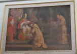 Dipinto con il beato Niccolò Albergati