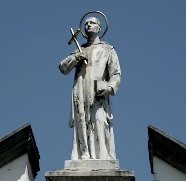 Immagine Bruno statua Ittingen