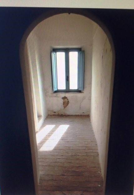 interno cella di rigore Trisulti Foto F. Girolami