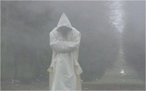 certosino in nebbia