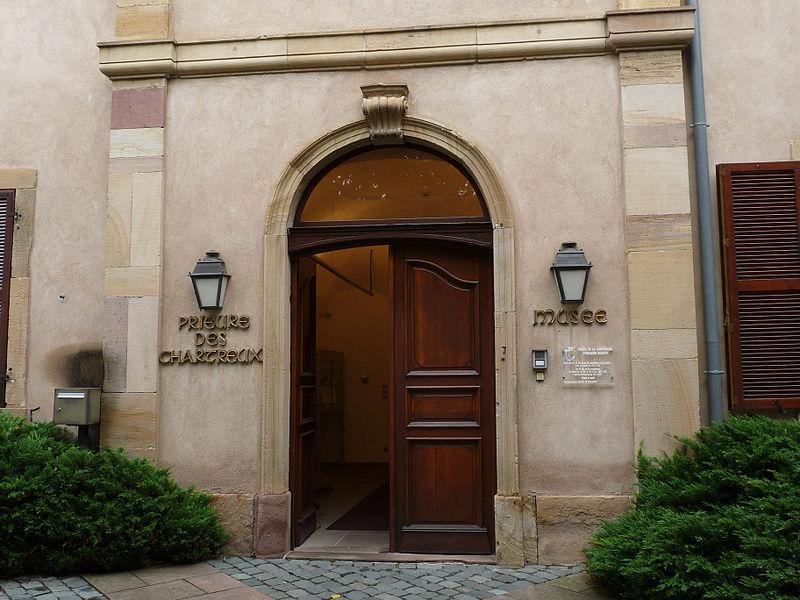 Certose storiche: Molsheim