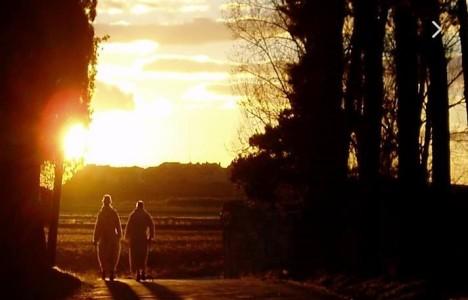 tramonto e certosini