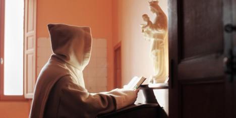 certosino e Vergine