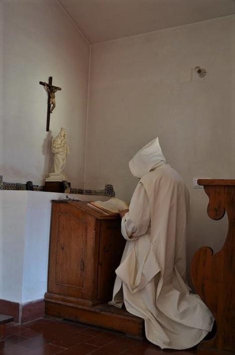 in preghieraa