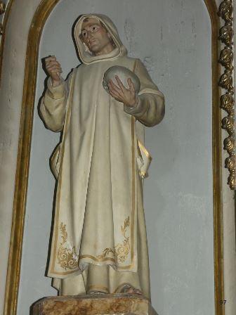 foto san bruno altare