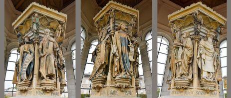 le sei sculture