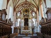 Astheim - ehemalige Klosterkirche des Kartäuserklosters